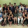 Prelate Parikian visits Winnipeg Communit