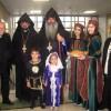 Prelate visits Sourp Hagop School