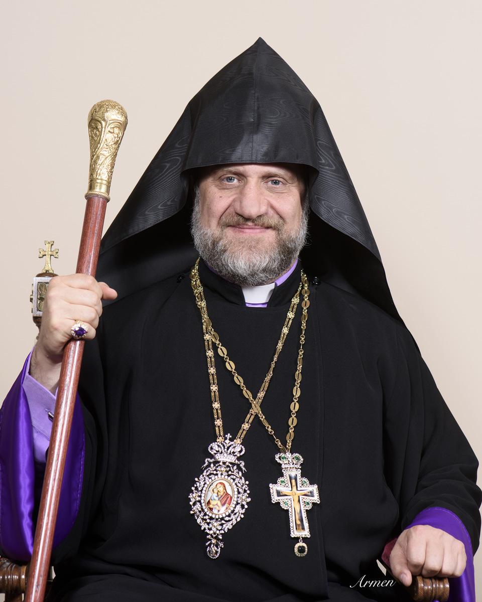 Archbishop-Papken-Tcharian